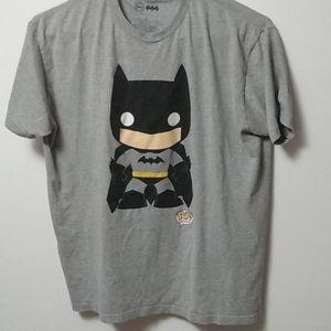 Batman (DC Comics) Mens T-Shirt - Funko Pop Heroes